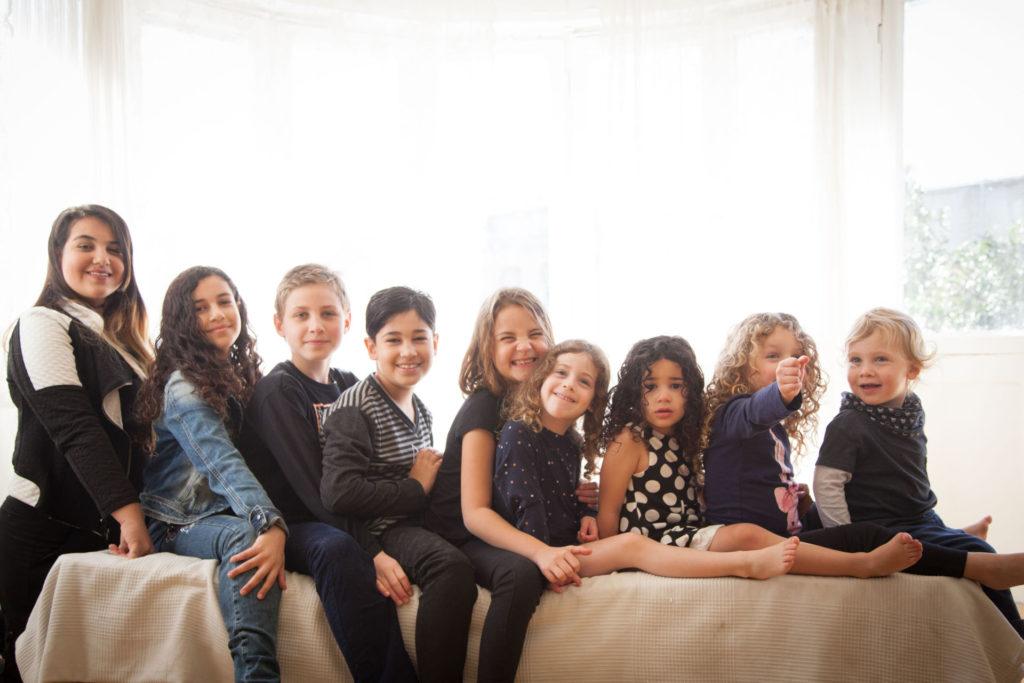 צילומי משפחה ולידים