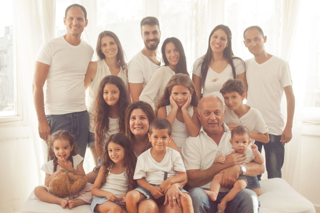 צילומי כל המשפחה