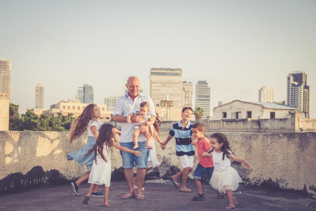 צילומים בתל אביב