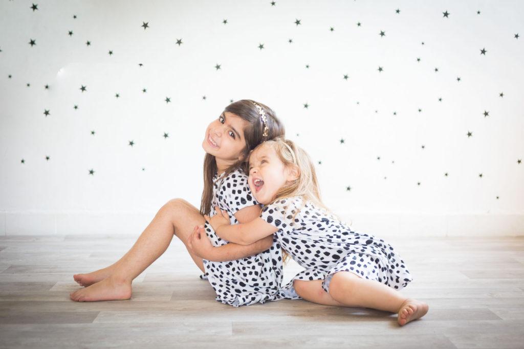 צילומי ילדים ומשפחה בסטודיו
