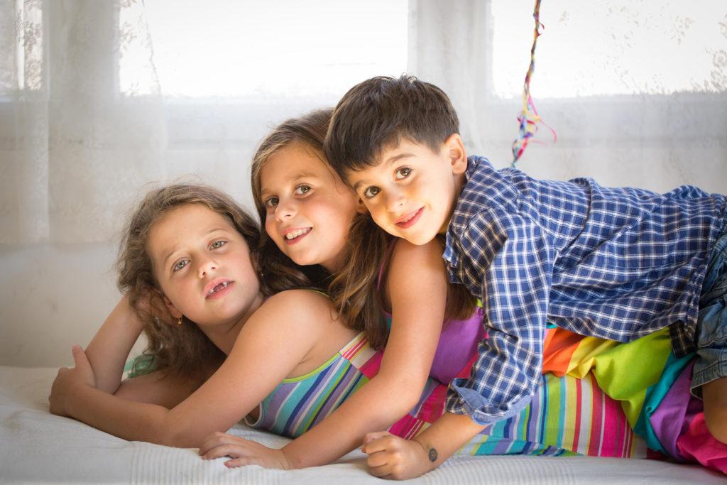 צילומי ילדים במרכז