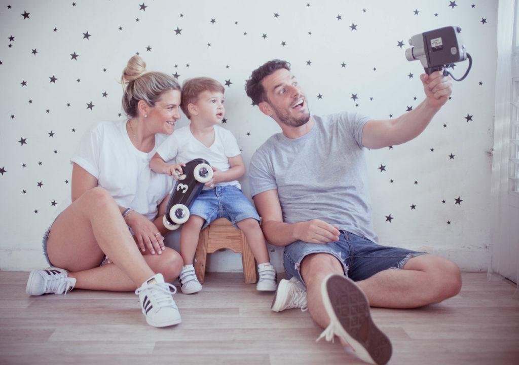 צילומי משפחה סטודיו עדיגיטל
