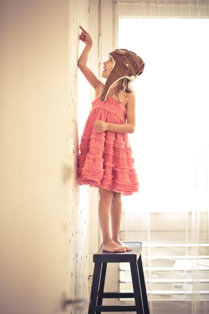 צילומי ילדים בסטודיו