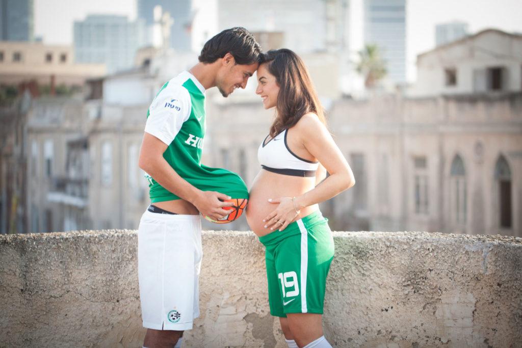 תמונות הריון מקצועי